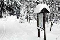 Lidé z Chomutovska o víkendu určitě opět vyrazí do zasněžených Krušných hor.