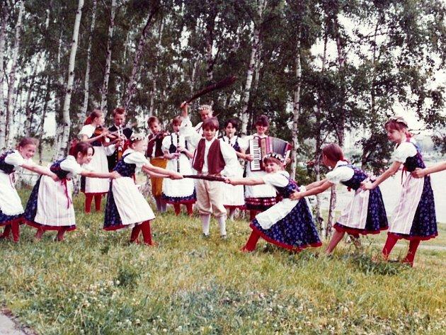 Folklorní soubor Krušnohor letos oslaví 30. let od založení