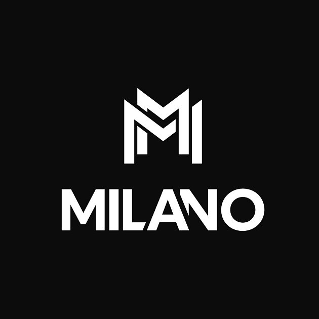 Milano Chomutov logo.