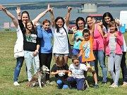 """""""AUTÍCI"""" Z KADANĚ. Festival si užily i děti s touto diagnózou a jejich rodiny."""