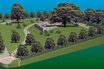 Park se dočká nových stromů, keřů, ale i dosud chybějících záhonů s kytičkami, jezírka a menší fontány. Nově bude také v parku veřejné osvětlení, které by mělo zvýšit bezpečnost.