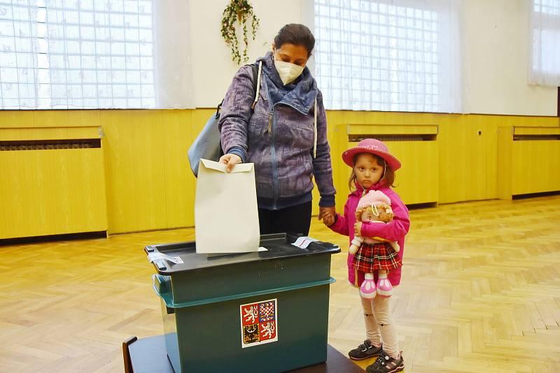 Mašťovští mají při volbách pravidelně nadrůměrnou účast.