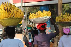 Africké trhy budou ve středu opět v OC Chomutovka.