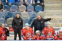 Chomutov jde do baráže, doma nestačil na Pardubice.