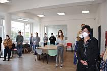 V Nových Ervěnicích bylo otevřeno nízkoprahové centrum pro děti a mládež.