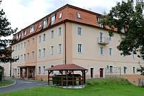 Dezinfekce proběhla v prostorách kadaňského domova pro seniory.