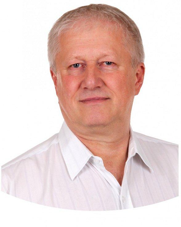 Luboš Nosál - ANO 2011, 56 let, středoškolský pedagog