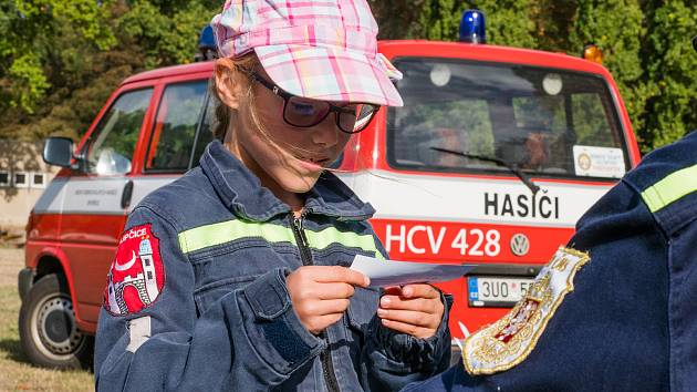 Sbor dobrovolných hasičů z Chomutova uspořádal  tradiční závod, který pořádá každým rokem. Letos se závod konal poprvé na bývalém letním stadionu v centru města.