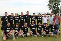 Fotbalisté Března postoupili do krajského přeboru.