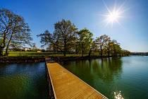 Kamencové jezero je připravené přivítat hned v pondělí 25. května první letošní návštěvníky.