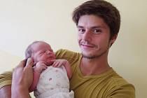 Jan Pavlátka se narodil 16. srpna 2017 ve 3.57 hodin rodičům Andree Pavlátkové a Janu Královi z Chomutova. Měřil 53 cm a vážil 3700 g.