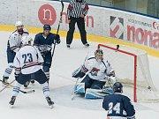 REPRÍZU semifinále zvládl stejně jako v minulém play off hokejové extraligy Liberec. Derby u soupeře vyhrál 6:1.