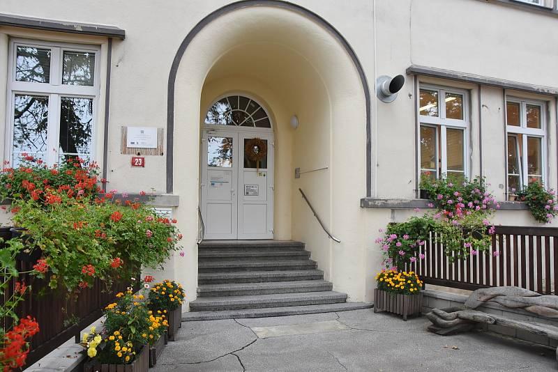 Sídlo MAS pro Chomutovsko a část Mostecka a Lounska je v Droužkovicích.