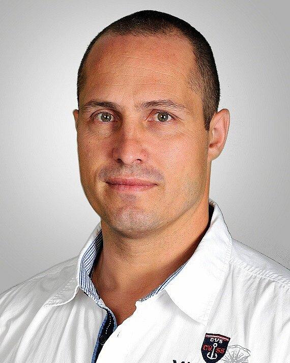 David Suk - PRO Sport a Zdraví, 39 let, OSČV, trenér hokejistů.