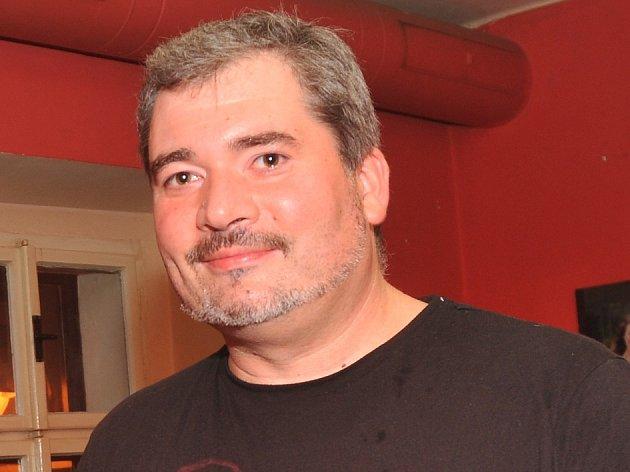 Daniel Černý, volební lídr sdružení PRO Chomutov.