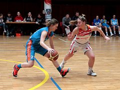 Juniorky BK Chomutov v posledním utkání sezony dominovaly.