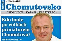 Týdeník Chomutovsko z 25. září 2018