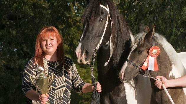 Koně Gabriely Mikutové získali řadu ocenění v Česku i v zahraničí.