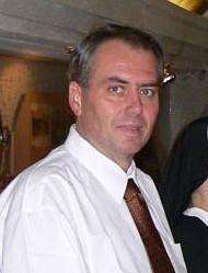 Ředitel dětského domova Jan Neumann.