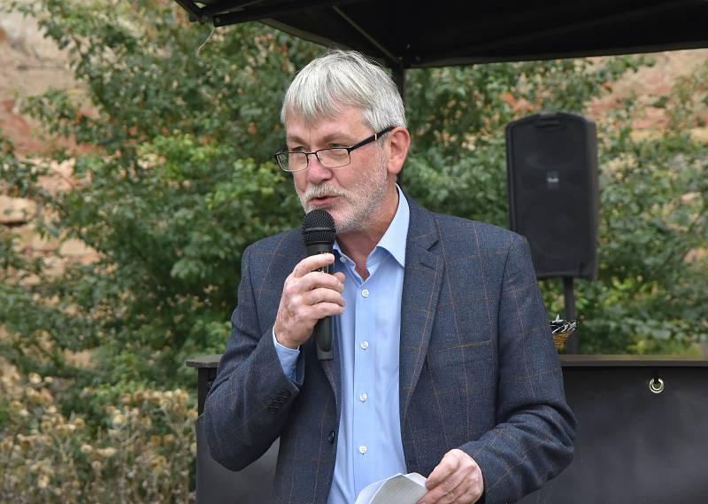 Robert Kvile, velvyslanec Norského království v České republice.