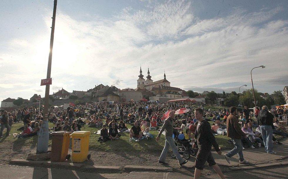 Vysmáté léto navštívily tisíce lidí