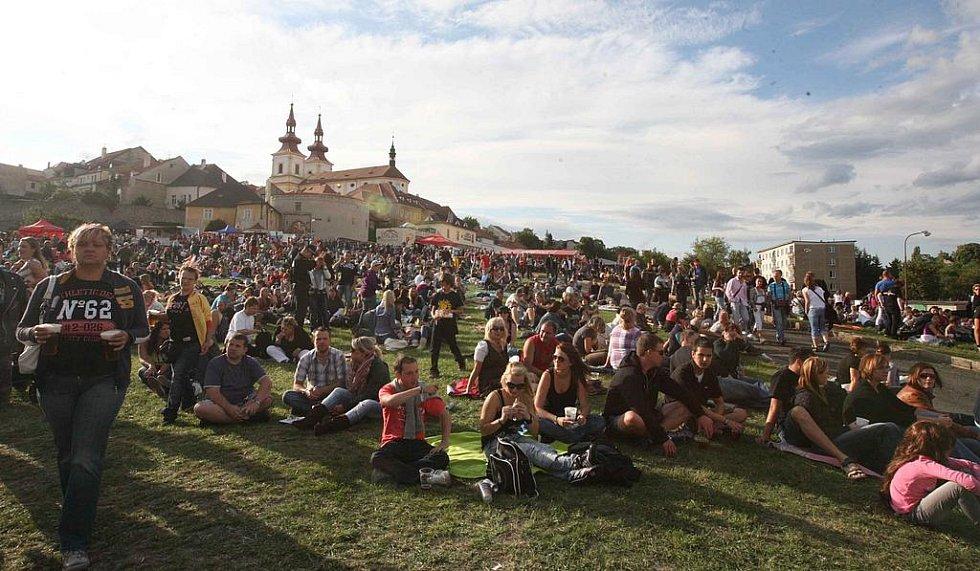 Vysmáte léto navštívily tisíce lidí