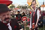 Festival v Kadani navštívily tisíce lidí