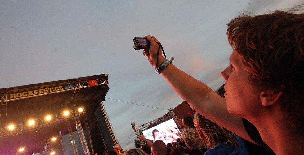 Návštěvníci festivalu si odnášeli cenné fotoúlovky