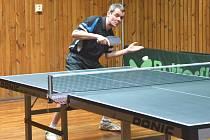 Nejlepším současným hráčem KST Jirkov je Jiří Šmucr na snímku.