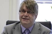 Chomutovský zastupitel Pavel Karel Markvart.