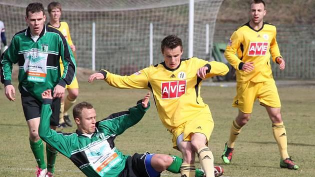 FC Chomutov - České Budějovice 3:0.