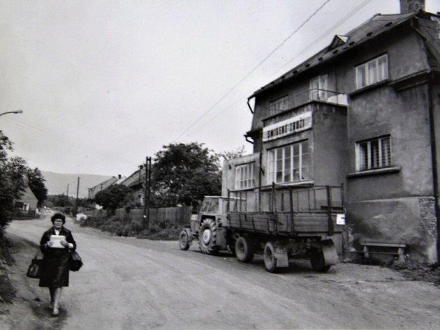 V dalším díle našeho historického seriálu se vrátíme na přelom 70. a 80. let do dnes již zaniklé obce Ahníkov.