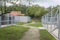 Přestavba stanice pro handicapovaná zvířata stála zhruba deset milionů korun, drtivou většinu peněz zoopark získal z dotace.