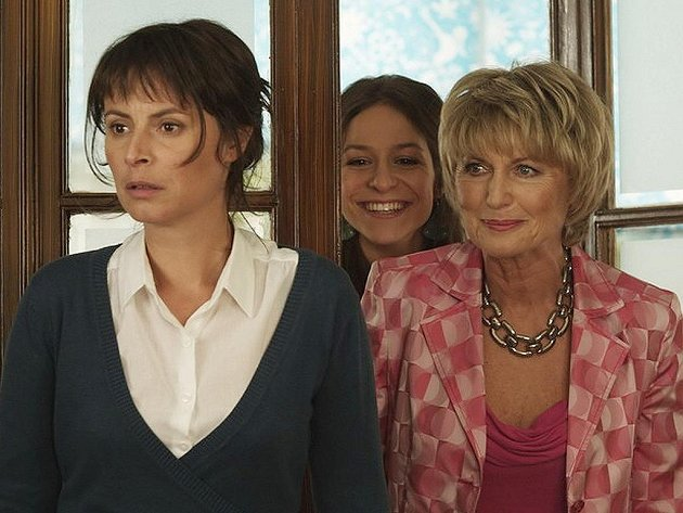 Snímek z filmu Ženy v pokušení.