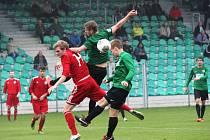 Chomutov - Louňovice 0:2.