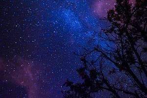 Pozorování Perseid v Lesné na Chomutovsku