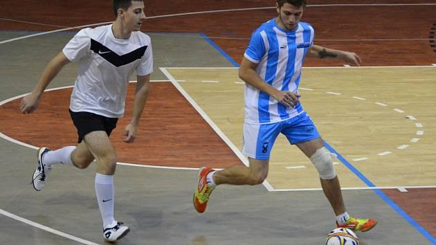 O víkendu se hraje několik futsalových turnajů