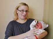 Kristián Maršalík se narodil mamince Tereze Maršalíkové a tatínkovi Pavlovi Šlancovi z Chomutova 30.12. 2018 v 17:48 hodin. Měřil 48 cm a vážil 3,05 kg.