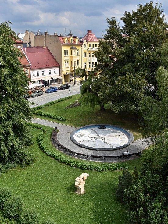 Pohled z Chomutovky