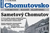 Týdeník Chomutovsko ze 13. listopadu 2018