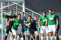 FC Chomutov - Meteor Praha VIII. 3 : 2.