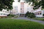 Chomutovská nemocnice. Ilustrační snímek.