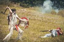 Poslední indiánské války v Březně.