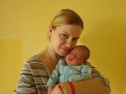 Gorděj Bogdanov se prvně rozkřičel v rukách chomutovských porodníků 17.1.2017 ve 21:04 hodin. Chlapeček po narození vážil 3,35kg a měřil 52 cm.