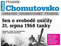 Týdeník Chomutovsko ze 14. srpna 2018