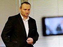 Petr B. u Krajského soudu v Ústí nad Labem. V úterý 17. dubna si vyslechl rozstudek, zatím nepravomocný
