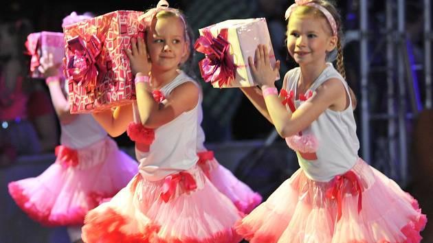 Výborné taneční výkony byly k videní na Mistrovství Čech tanečních formací