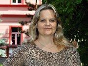 Hana Vodrážková, jedna z nominovaných. Založila v roce 2003 neziskovou organizaci RADKA (Rodiče a děti Kadaně).