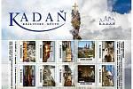 Nové známky s motivy Kadaně
