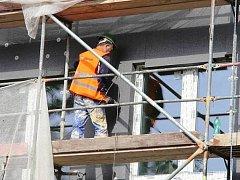 Do konce roku budou ve Vejprtech zatepleny všechny panelové domy.